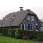 rietdekker Apeldoorn_kosten rieten dak_Rieten dak - Boerderij Putten voorzijde 2